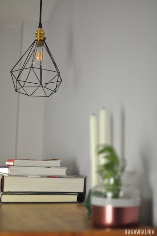lampa hexagon