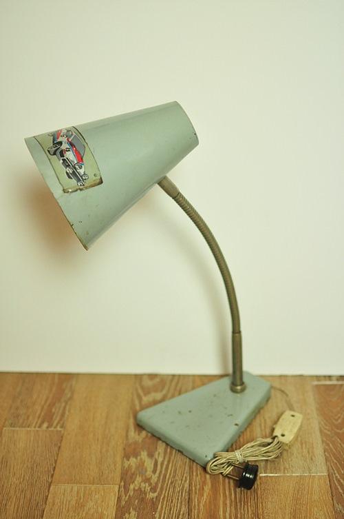 lampka biurkowa prl