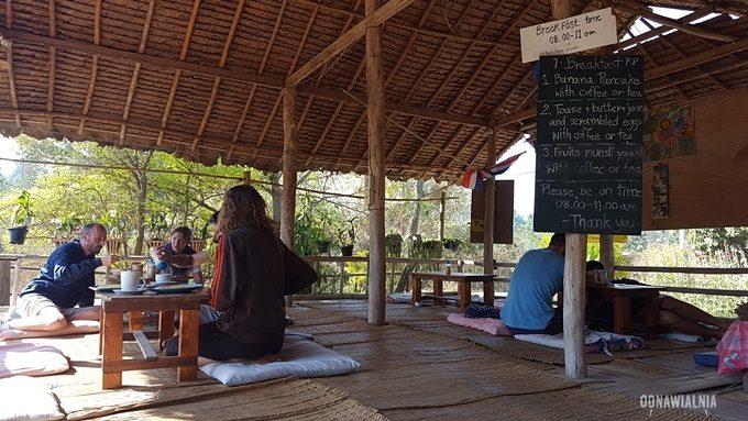 Pai Tajlandia campingi