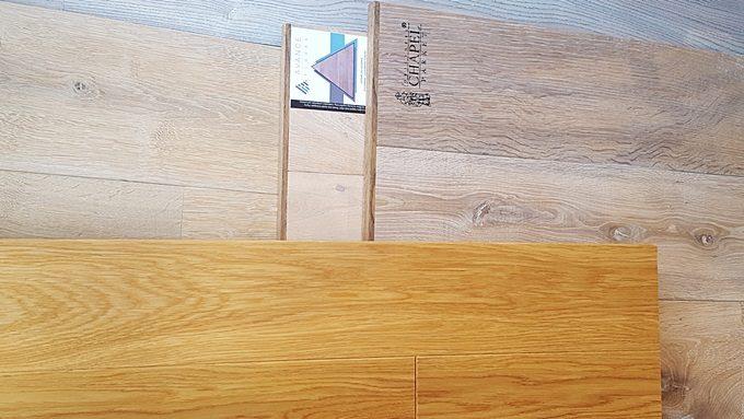 deski na ogrzewanie podłogowe