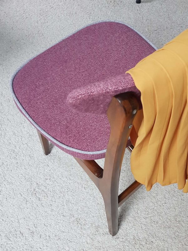 renowacja krzesła hałasa