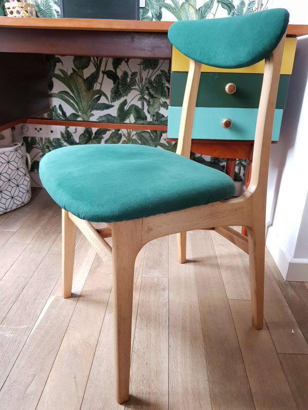 oczyszczanie krzesła