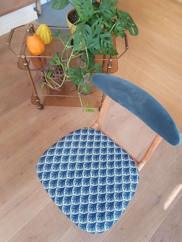 jak odnowić krzesło prl