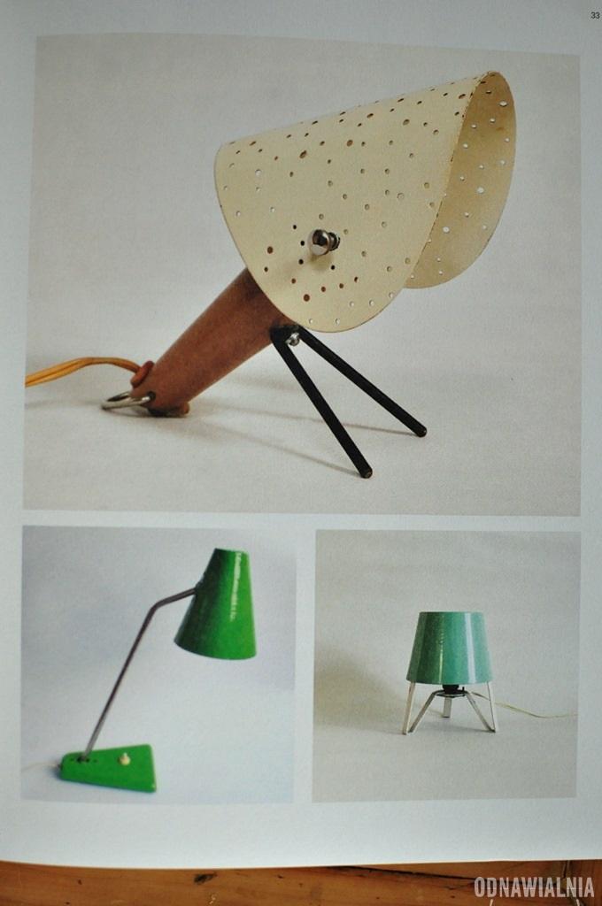 lampka Apolinary Gałecki