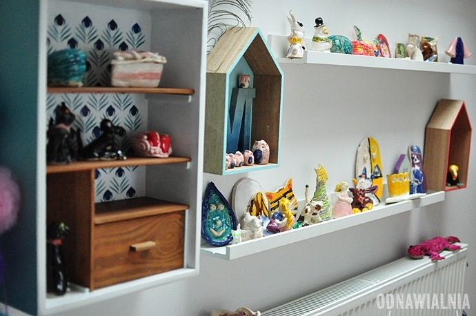 półki na obrazki Ikea