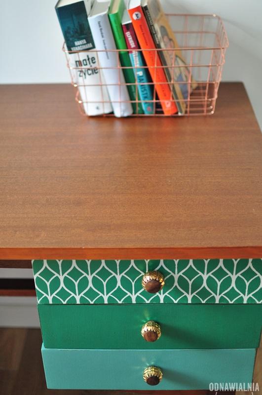 odnawianie biurka