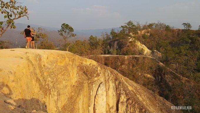 Pai Tajlandia wąwóz j=kanion