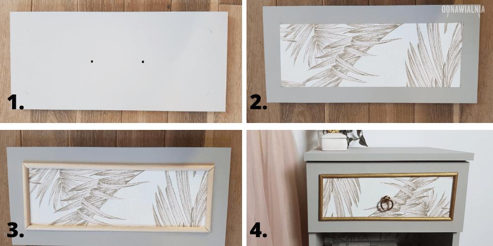 malowanie i tapetowanie mebli